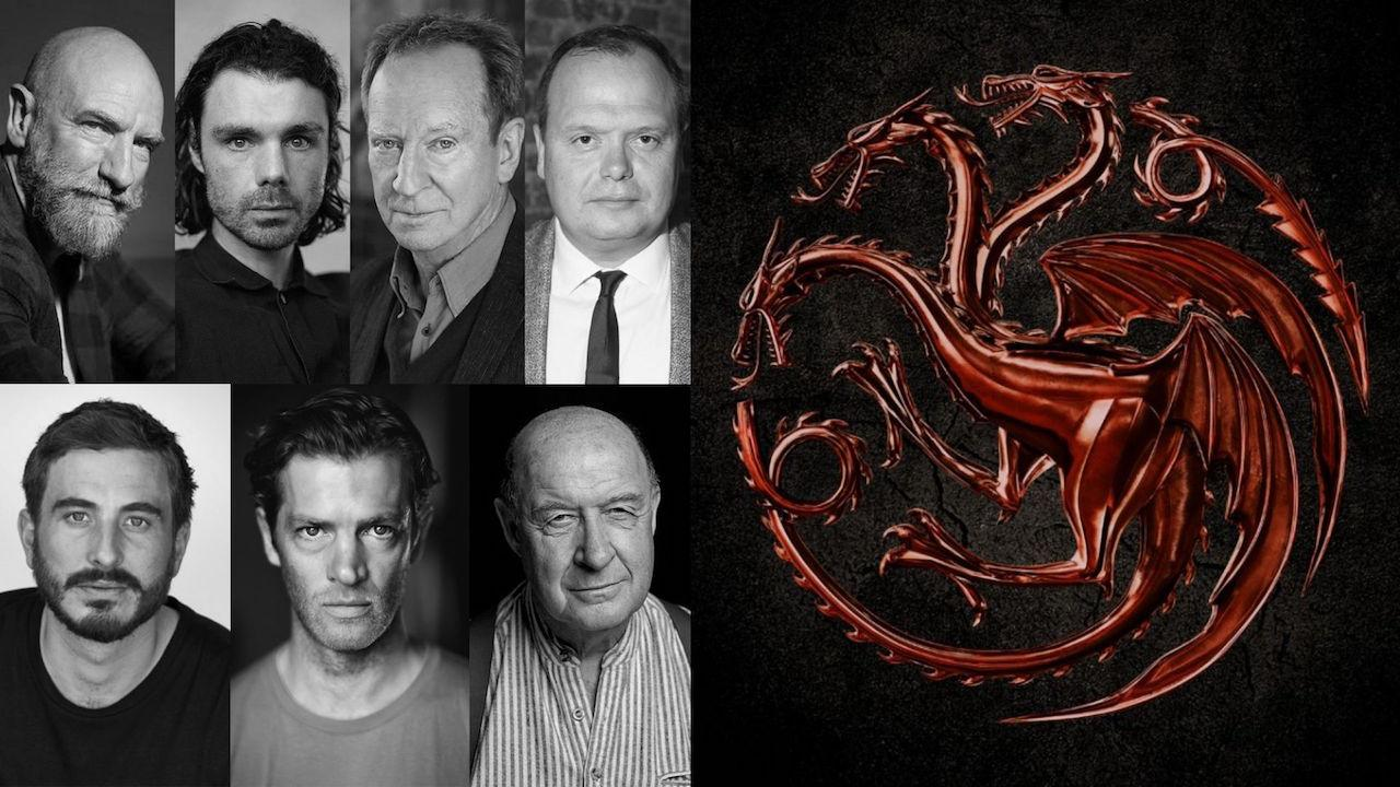 House of the Dragon - new cast