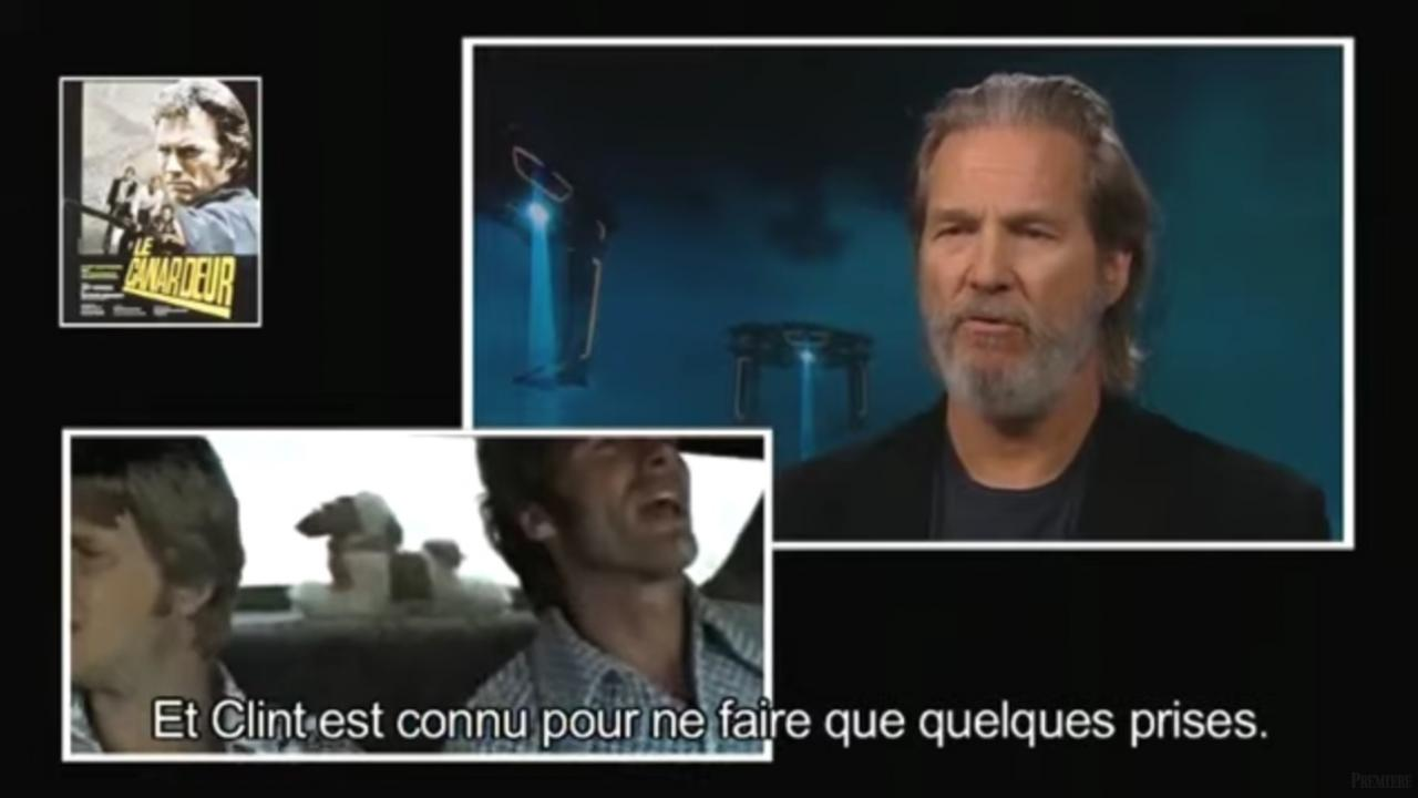 VIDEOS - Jeff Bridges talks about the great films of his career