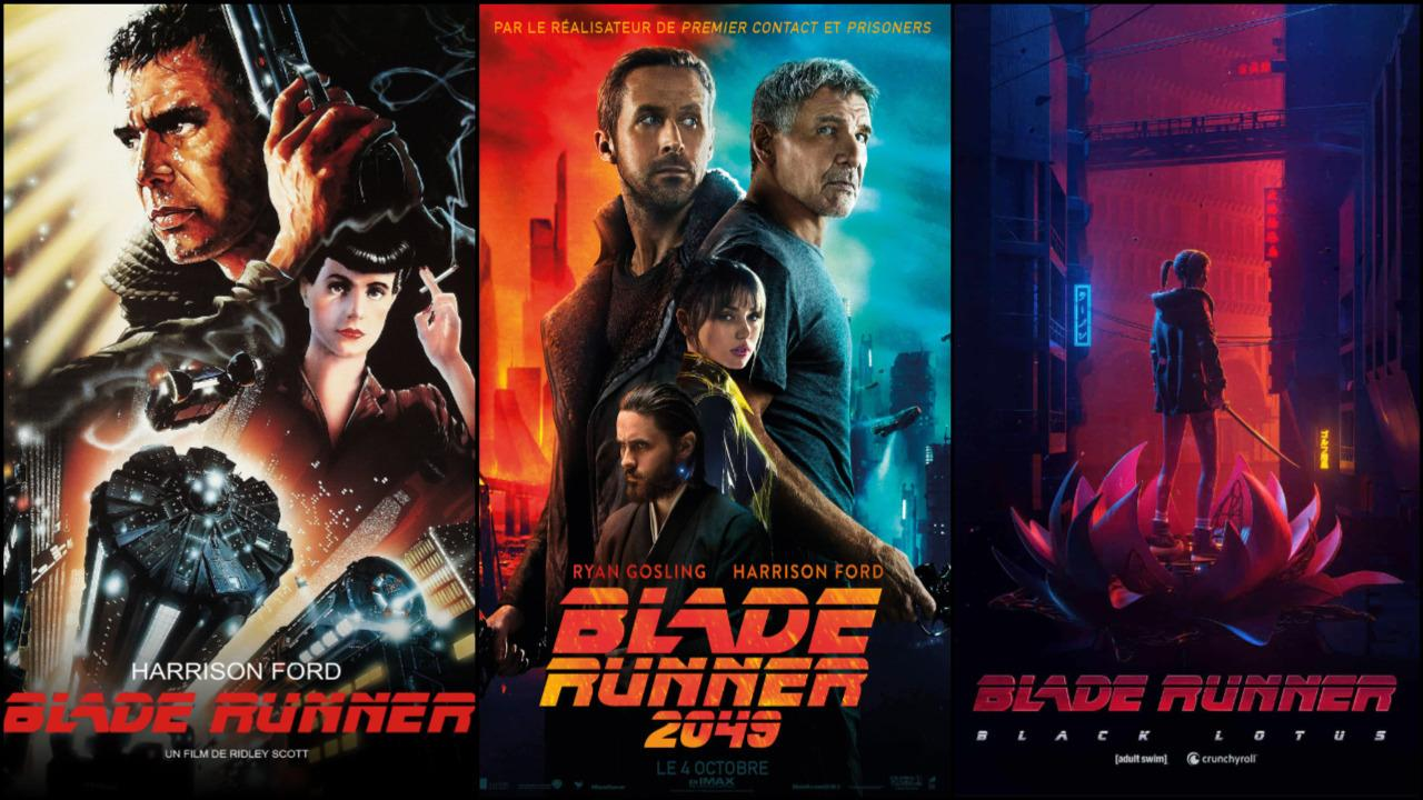Blade Runner: Two employees are dedicated to the saga timeline!