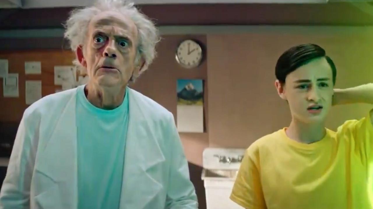 Rick and Morty season 5 Christopher Lloyd