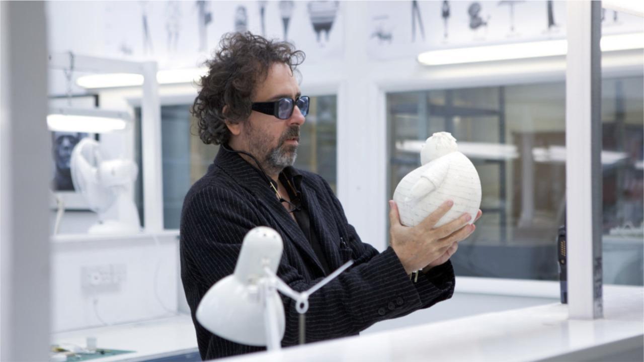 Is Tim Burton an impostor or an artist?