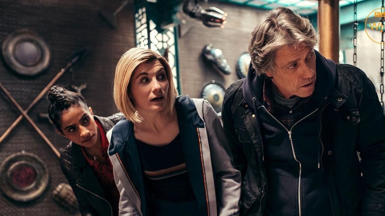Season 13 of Dr Who