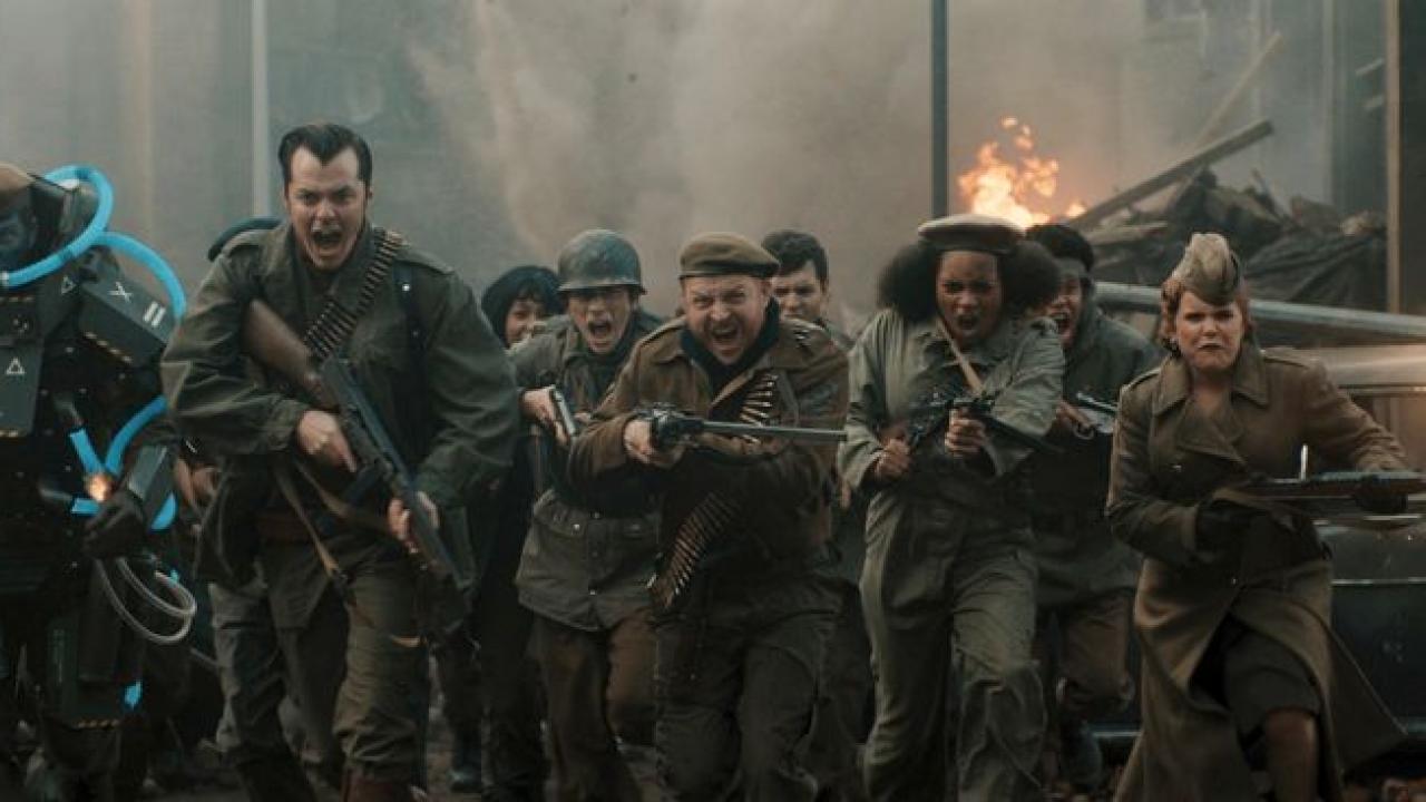 Pennyworth Season 2 finale army
