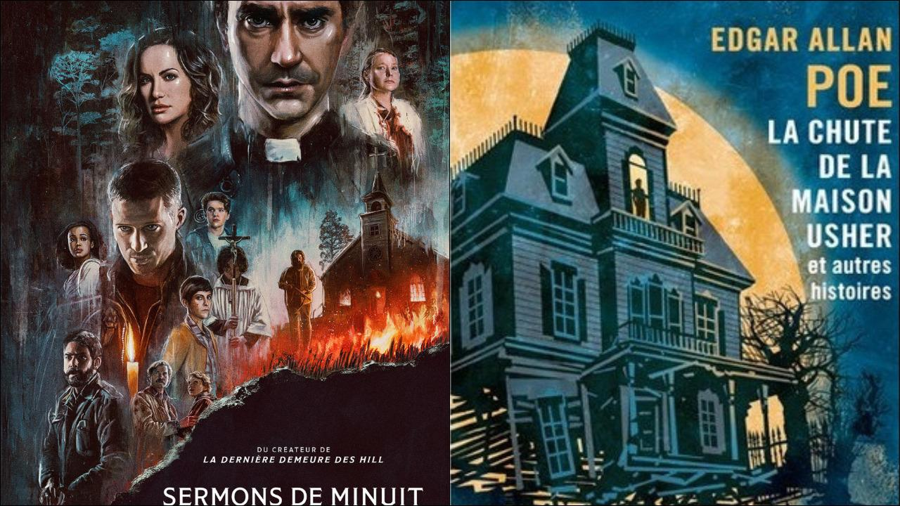After Midnight Mass, Mike Flanagan adapts Allan Poe, still for Netflix