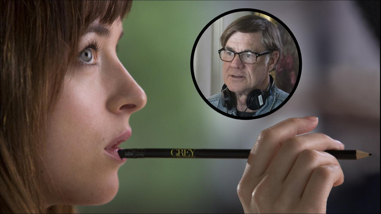 When Gus Van Sant wanted to make Fifty Shades of Gray