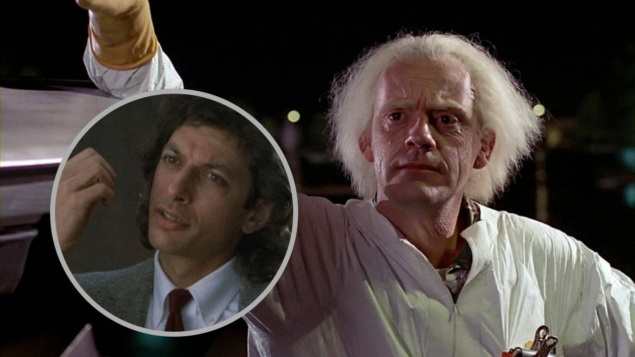 Back to the Future: When Jeff Goldblum was in the running to play Doc