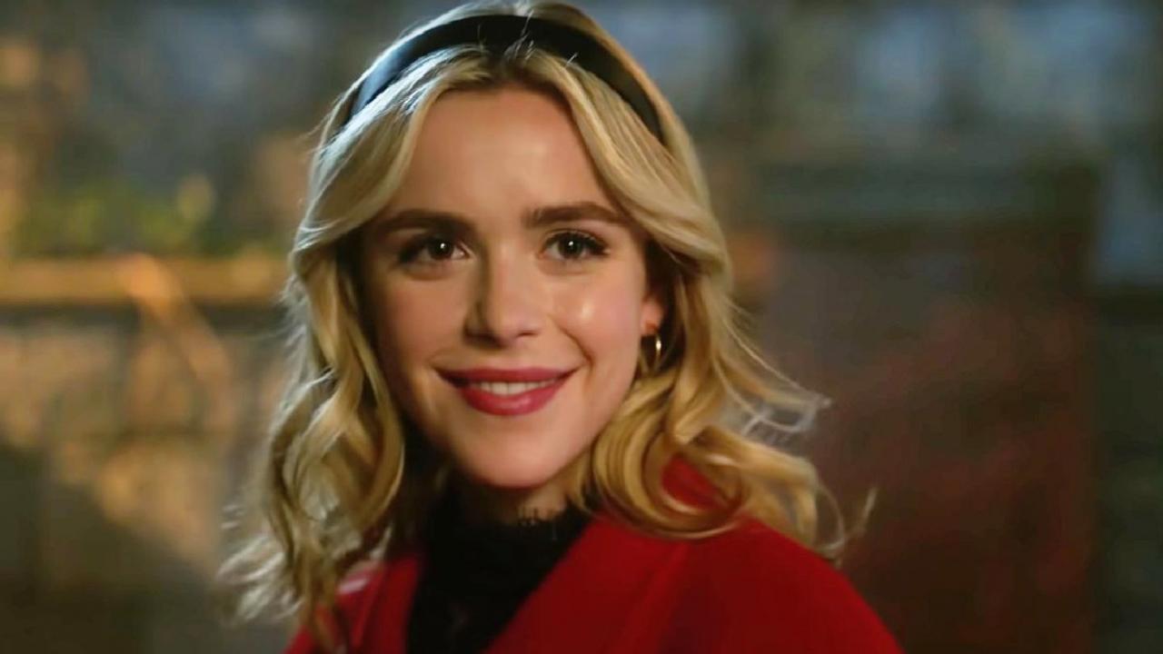 Sabrina vole la vedette dans la bande-annonce de la saison 6 de Riverdale