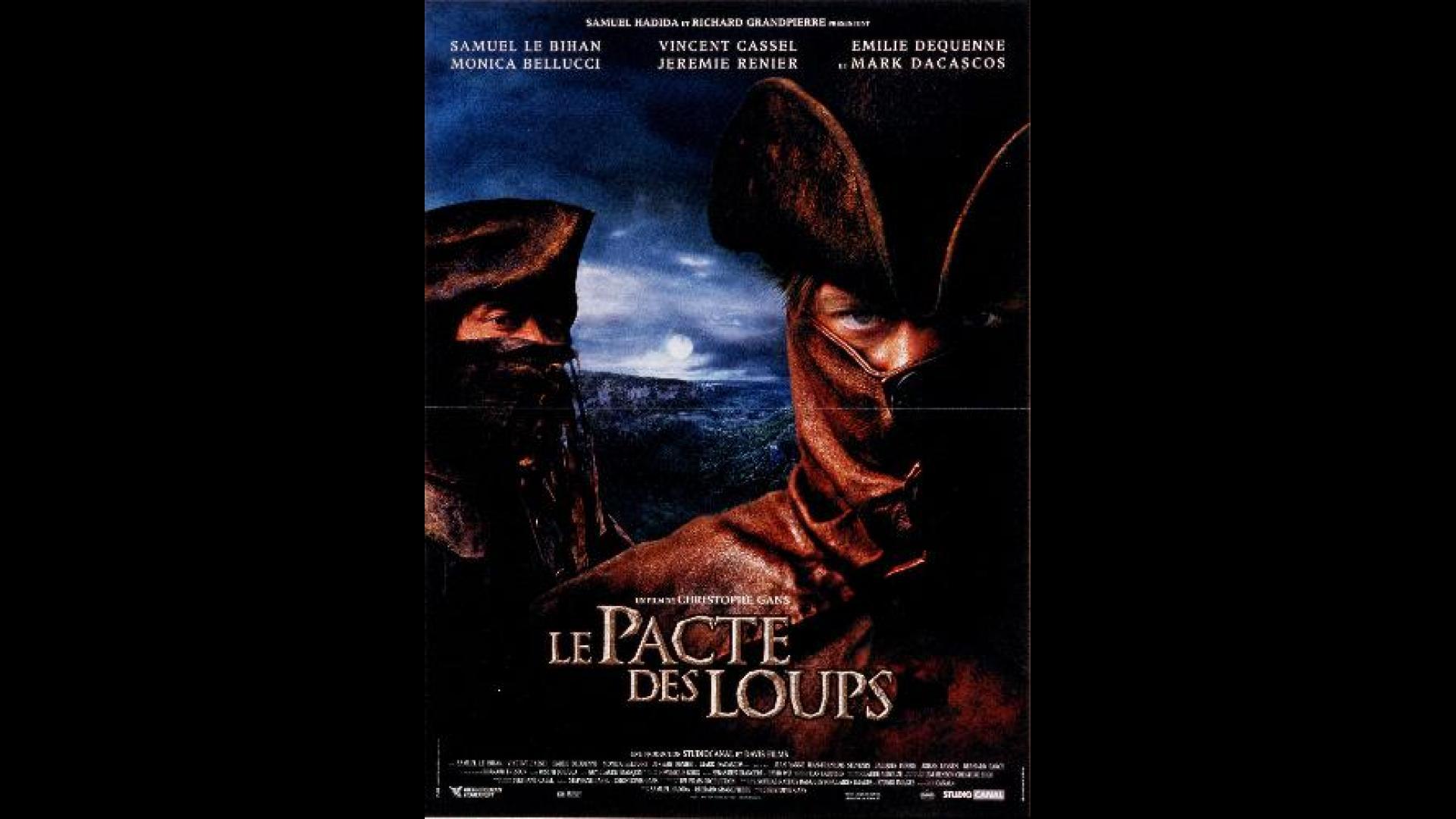 le pacte des loups 2001 un film de christophe gans news date de sortie. Black Bedroom Furniture Sets. Home Design Ideas