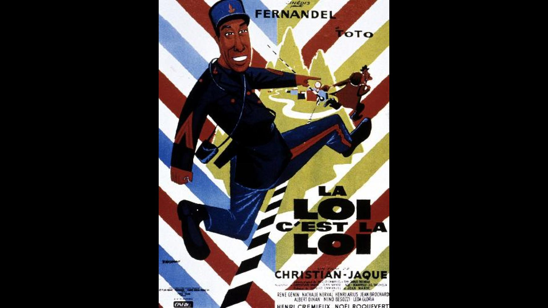 La Loi C Est La Loi 1958 Un Film De Christian Jaque Premiere Fr