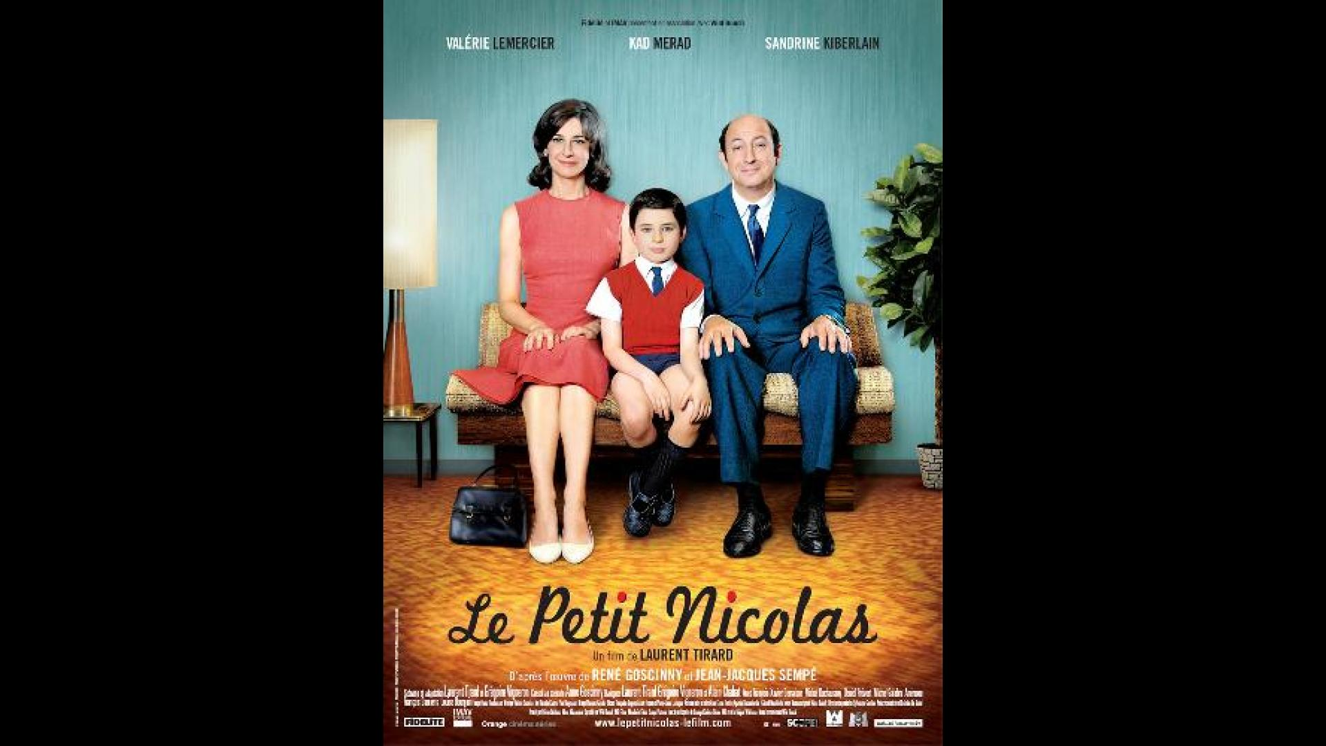 le petit nicolas 2009 un film de laurent tirard news date de sortie critique. Black Bedroom Furniture Sets. Home Design Ideas