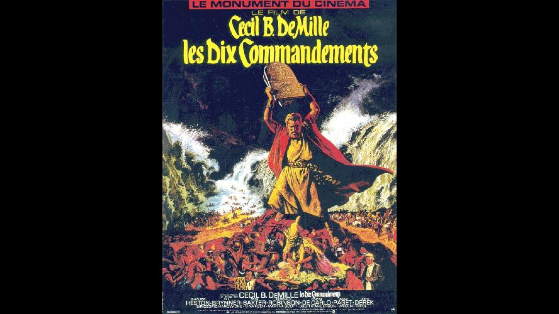 titres tops des 10 commandements