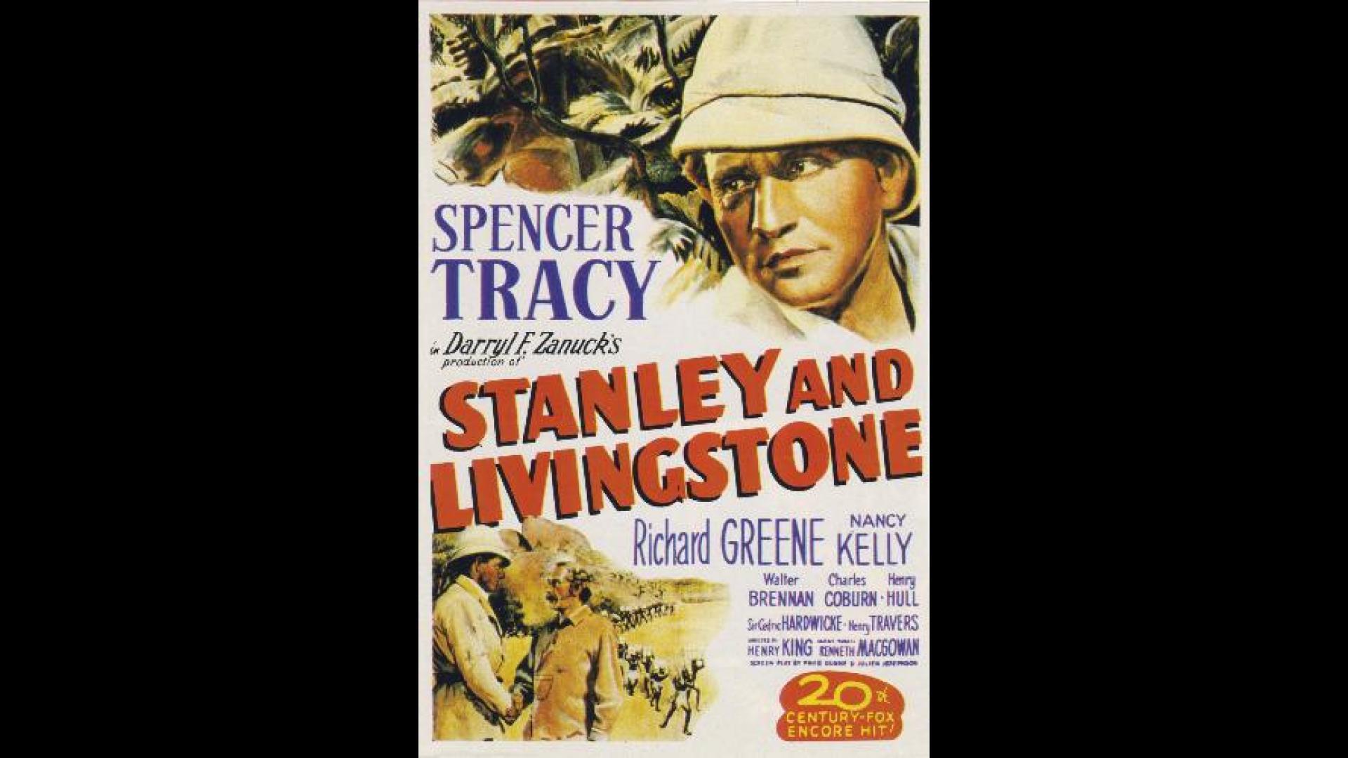 rencontre entre stanley et livingstone