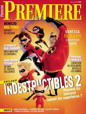Première n°486 - Juin 2018