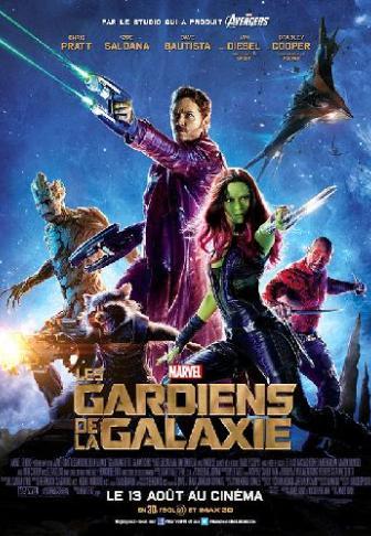 Box-office US du 24 août : Les Gardiens de la Galaxie redevient numéro un et Sin City 2 fait un flop
