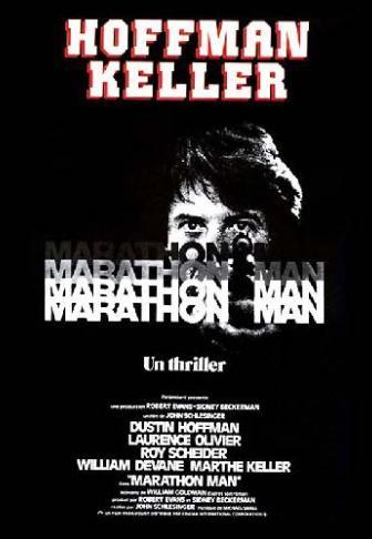 Marathon Man (1976) Original Forty by Sixty Movie Poster
