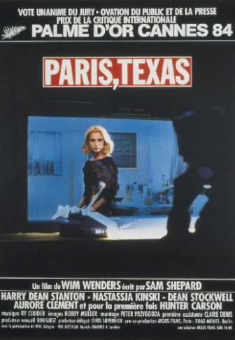 paris texas 1984 un film de wim wenders news date de sortie critique. Black Bedroom Furniture Sets. Home Design Ideas