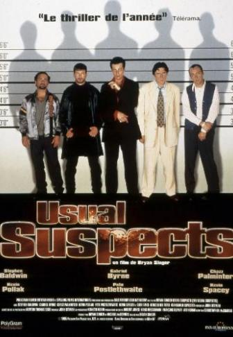 Usual Suspects 1995 Un Film De Bryan Singer Premiere Fr News Date De Sortie Critique Bande Annonce Vo Vf Vost Streaming Légal
