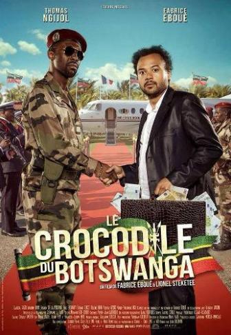 le crocodile du botswanga 2014 un film de fabrice ebou lionel steketee news. Black Bedroom Furniture Sets. Home Design Ideas