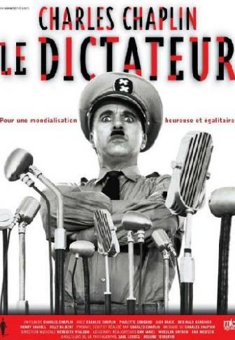 le dictateur 1940 un film de charles chaplin news date de sortie critique. Black Bedroom Furniture Sets. Home Design Ideas