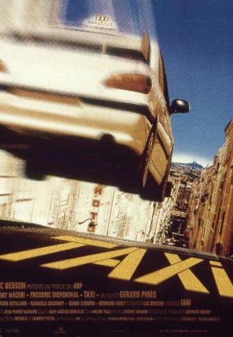 taxi 1997 un film de g rard pir s news date de sortie critique bande. Black Bedroom Furniture Sets. Home Design Ideas