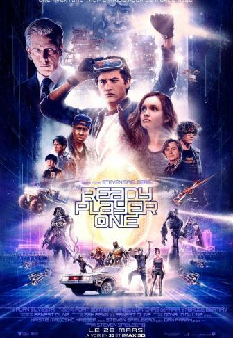 Ready Player One 2018 Un Film De Steven Spielberg