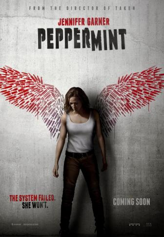 Peppermint affiche