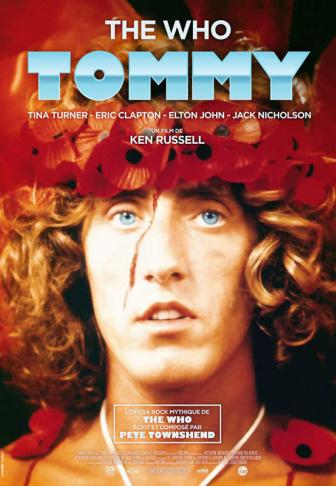 Tommy : Affiche