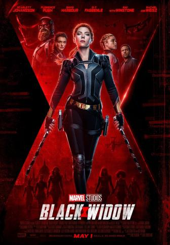Black Widow affiche