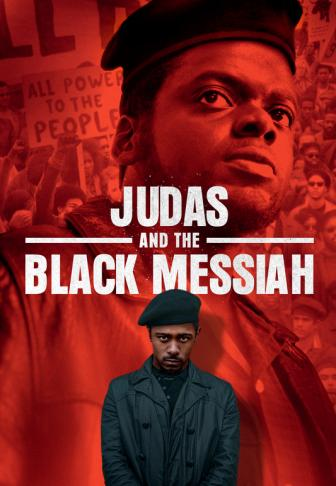 Judas and the Black Messiah affiche