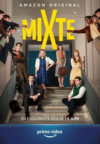 Mixte, amazon