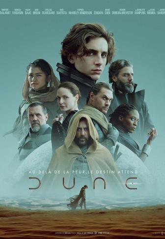 """Dune"" (2021) Affiche_Dune"