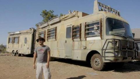 jurassic park la folle histoire du fan fran ais qui a achet un camping car du film sur ebay. Black Bedroom Furniture Sets. Home Design Ideas