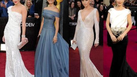53471c2f583c8 PHOTOS - Oscars 2012   Penelope Cruz, Jennifer Lopez, Milla Jovovich… les  plus jolies robes de la soirée !   Premiere.fr