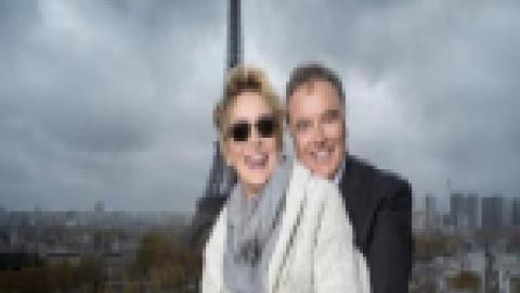 b6d0ff339e Sharon Stone, nouvelle égérie Alain Afflelou filmée par Luc Besson ...