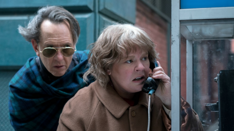 Can You Ever Forgive Me ? Melissa McCarthy Richard E. Grant