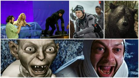 L'évolution de la performance capture racontée par Andy Serkis