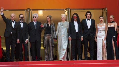 The Dead Don't Die Cannes
