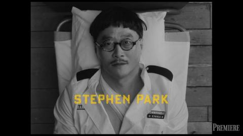 The French Dispatch : Stephen Park