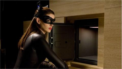 The Dark Knight Rises Anne Hathaway Catwoman