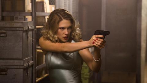 Léa Seydoux in 007 Specter (2015)