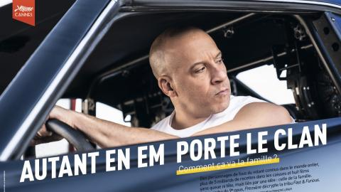 Premiere # 520: Fast & Furious 9, by Justin Lin