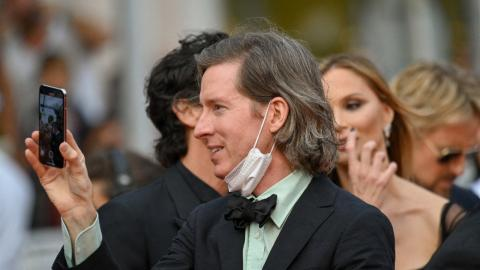 Cannes 2021: Wes Anderson immortalizes the red carpet of The French Dispatch