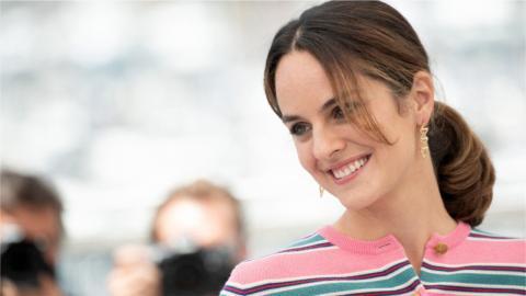 Cannes 2021: Noémie Merlant presents her first feature film, Mi iubita, mon amour