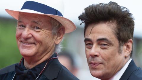 Cannes 2021: Bill Murray and Benicio Del Toro