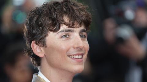 Cannes 2021: Timothée Chalamet all smiles for The French Dispatch