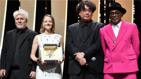 The opening night of the 2021 Cannes film festival: Pedro Almodovar, Jodie Foster, Bong Joon-ho and Spike Lee