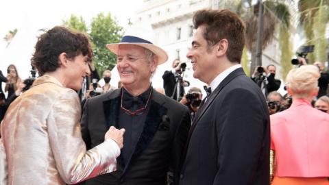 Cannes 2021: Timothée Chalamet, Bill Murray and Benicio Del Toro