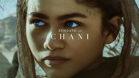 Dune: Zendaya is Chani
