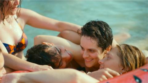 First photo of the film Mi iubita, mon amour, by and with Noémie Merlant