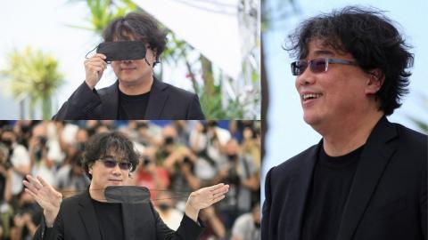 Cannes 2021: Bong Joon-Ho in photocall